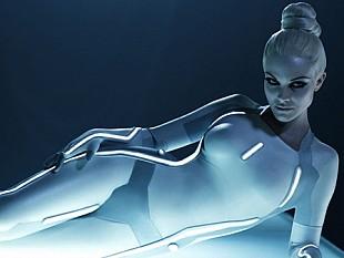 Макияж героинь фильма «Трон: Наследие» - cosmo.com.ua